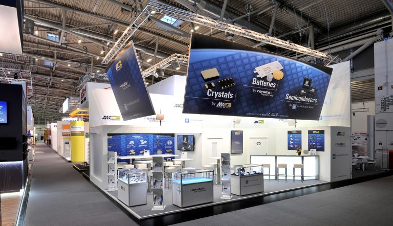 Exhibition graphics | European exhibition sites